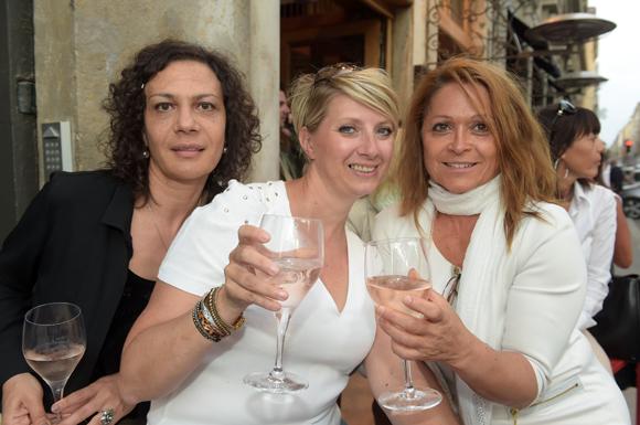 14. Anita, Sandrine et Annunziata