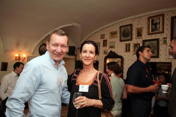 15. Laurent Matray et Annie Meunier (É Hôtels)