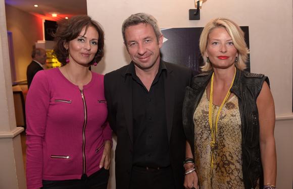 17. Sonia Philippot (Jeïto), Lionel Flasseur, directeur du programme ONLYLYON et Edith  Nay-Perret (Sarl Avent'i Médical)