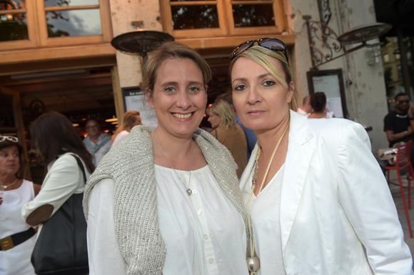 18. Cécilia et Carole