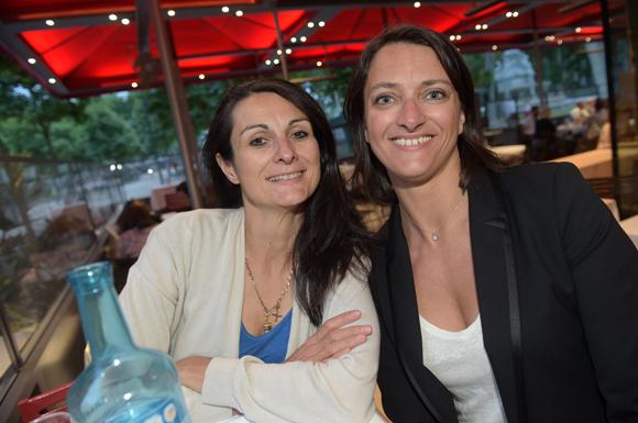 20. Emilie et Anne-Catherine