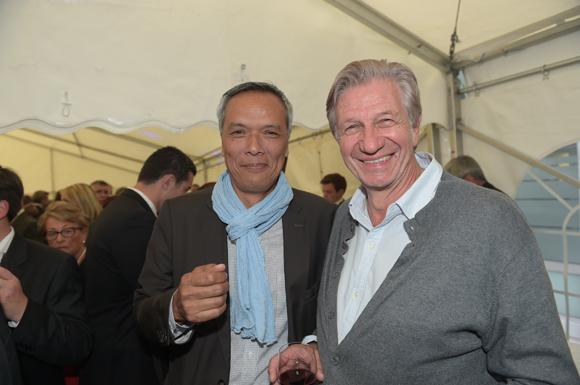 22. Richard Im (Banque Populaire) et Claude Polidori (Maison Victoire)