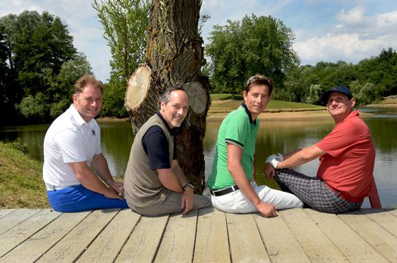 23. Philippe Calland, Laurent Musy, Jean-Baptiste Jalles et Jean-Pierre Lorente