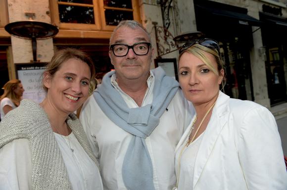 24. Cécilia, Eric et Carole