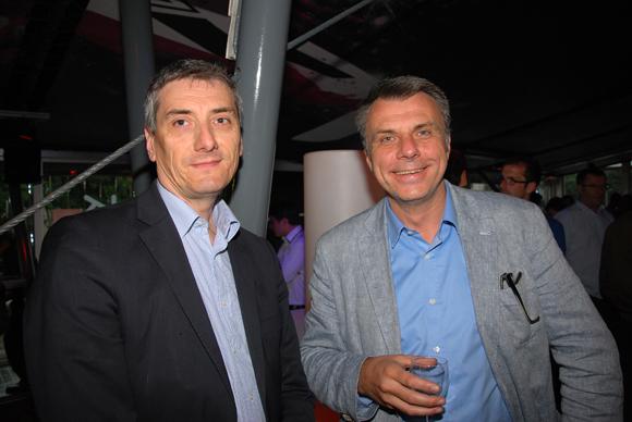24. Philippe Munier (SLCI Promotion) et Jean-Michel Simard (Bouygues Immobilier)