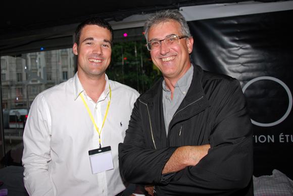 27. Cédric Aleveque (Coeg) et Philippe Hirigoyen (Schont)