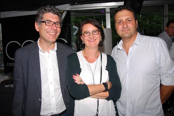 28. Pascal Bertolini (SCOB), Sophie Patriarca (Icade) et Didier Carre (COEG)