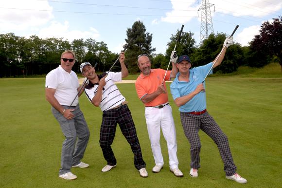 2. Eric Lefrancq-Lumiere, David Blancard, Marc Sultan et Jean-Pierre Lorente