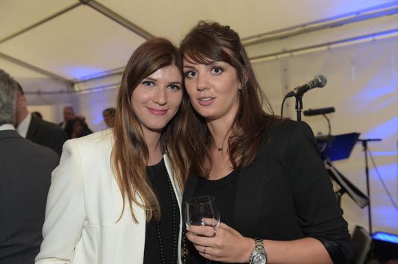 29. Caroline Bernard  et Emilie Noals (Banque Populaire)