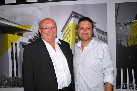 35. Yvon Zaco et Didier Carre