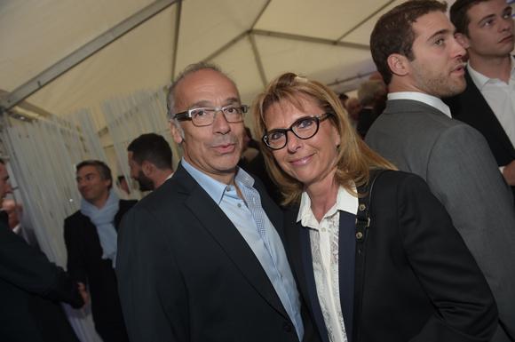 37. Alain Freschet et Danielle Gonzales (CEGREM)