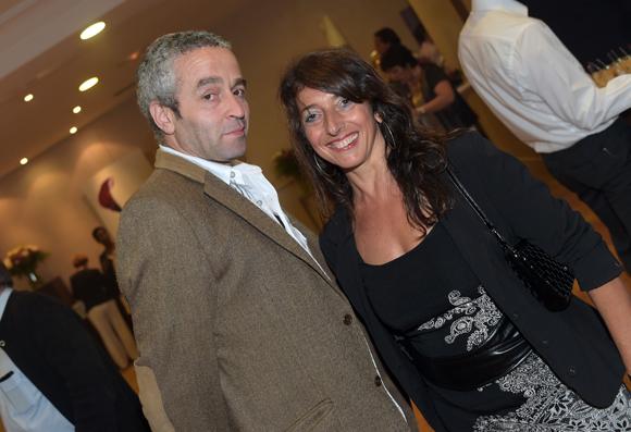 39. Moussa Blavet (Apal) et Vita Abate (Véolia)