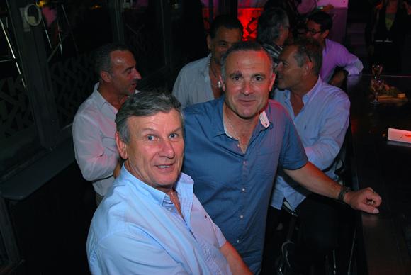 40. Daniel Chapland (Art Béton) et Franck Caufriez