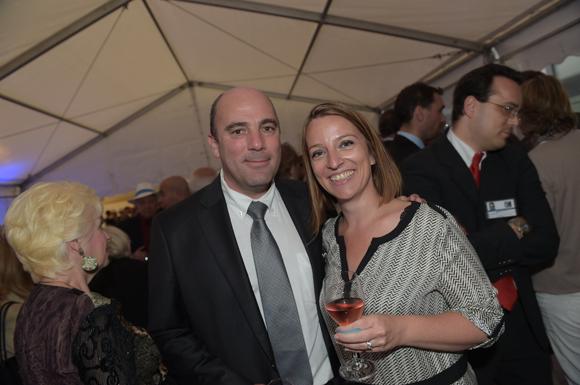 42. Laurent Gerentes et Céline Laurin (Banque Populaire)