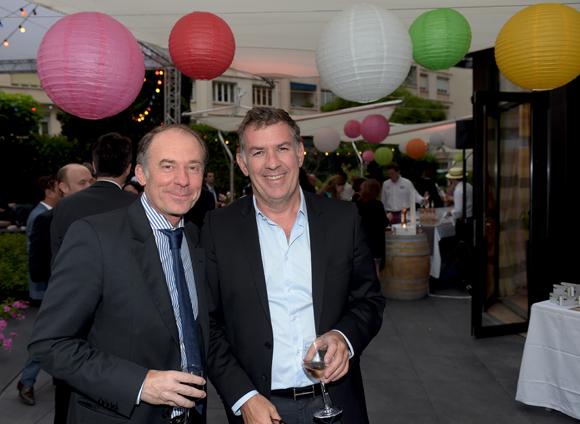4. Yves Rioton (Séminaires Business) et Nico (Lyon People)