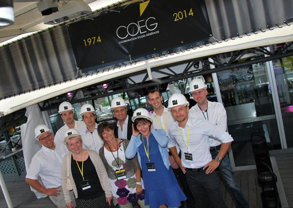 4. L'équipe COEG