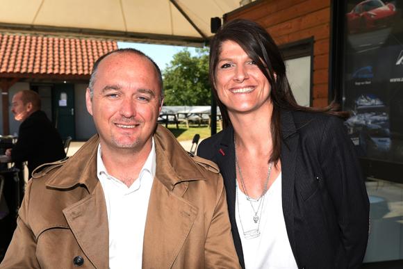 4. Patrice Jeunet (April) et Diane Buchet (April)