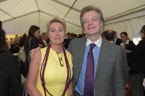5. Sabine Commaret et Jean-Marie Louzier (Banque Populaire)
