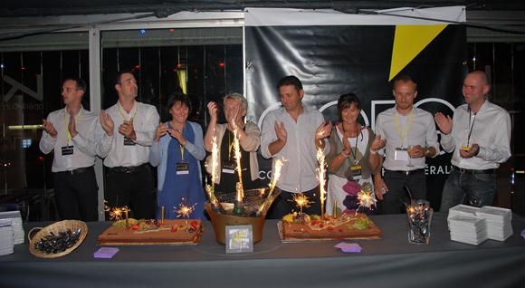 52. Gâteau et… champagne !!!