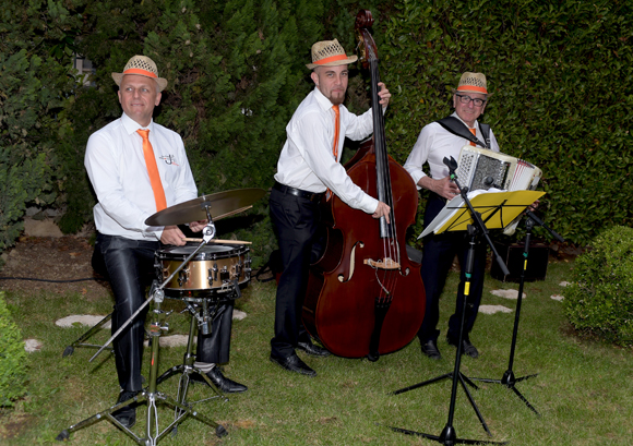 5. Le groupe Jean-Pierre Verdolini Jazz Band productions