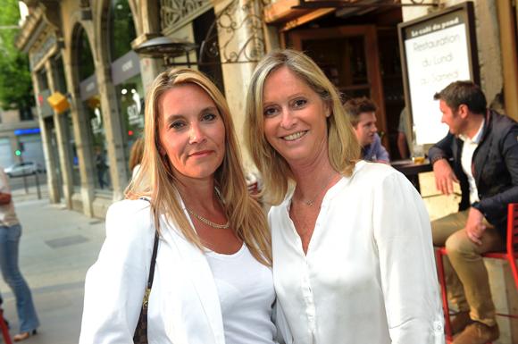 5. Stéphanie et Catherine