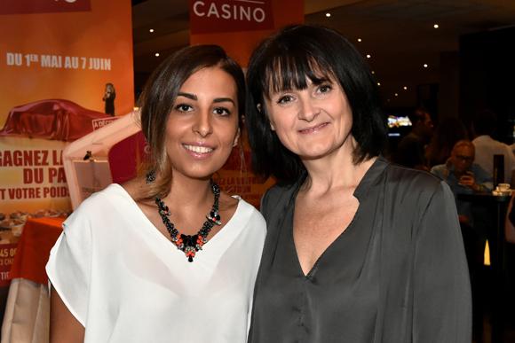 5. Eva Partouche et Cathy Merli