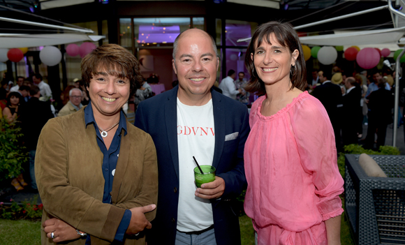 6. Nathalie Berberian (Nexity), Jean Burdy (Groupe Pernod) et Laetitia Pepino (Pack Events)