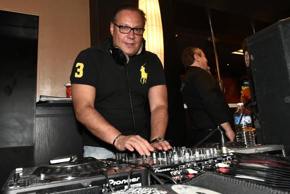 7. DJ Philippe Jacquet
