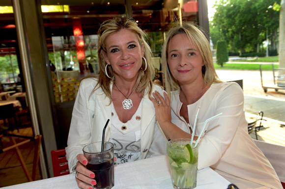 7. Sandrine et Valérie