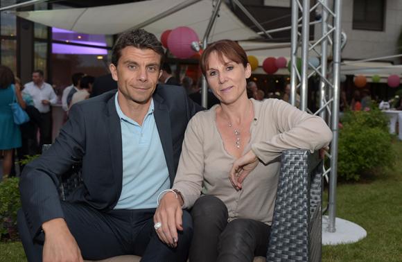 9. Olivier Diebolt et son épouse Sandrine (Diagonale)