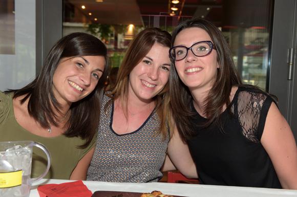 9. Emmanuelle, Coralie et Claire