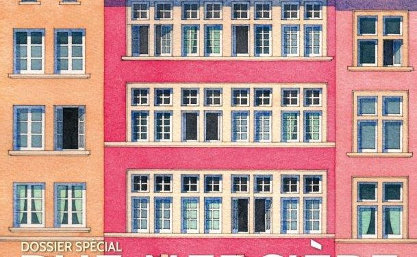 Lyon People spécial rue Mercière. 212 pages d'histoires coquines et gourmandes