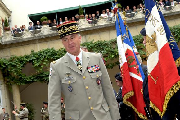L'adieu aux armes du Général Martial de Braquilanges