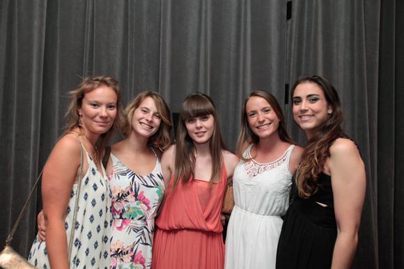 11. Lise, Marianne, Maeva, Victorine et Paloma, diplômées