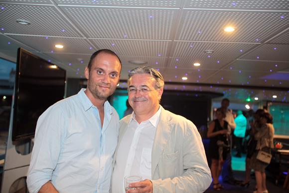 21. Nicolas Gagneux (6ème Sens) et Marc Pigeroulet (Arioste Immobilier)
