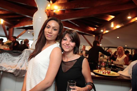 22. Coralie Agnimel et Chloé Viladomat diplômées