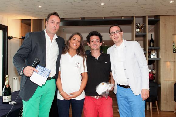 23. Fred, Aurélie, Marco Reynaud (qui n'a pas tout perdu), Nicolas