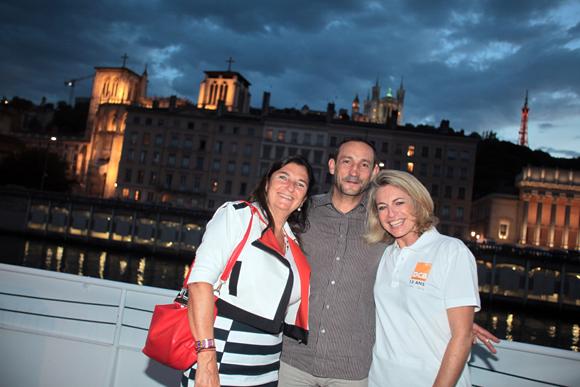 26. Corinne Buisson (BNP Paribas), Marc Genty (CBRE) et Marie Caudard-Breille (DCB)