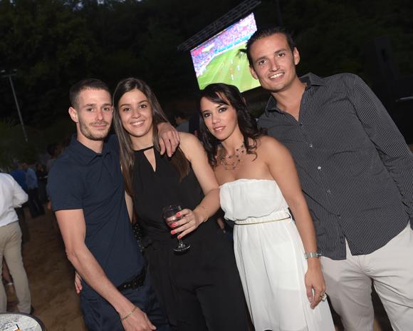 27. Quentin, Maud, Rachel et Nicolas