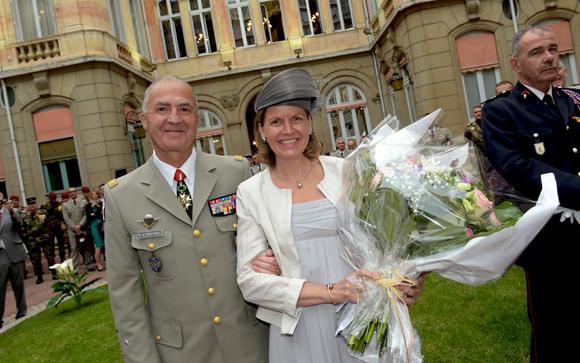 28. Un nouveau départ pour le général et son épouse