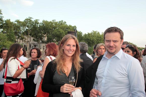 3. Cyrielle Decherf (Calais Promotion) et Jean-Yves Lhomme (Deutsche Bahn)