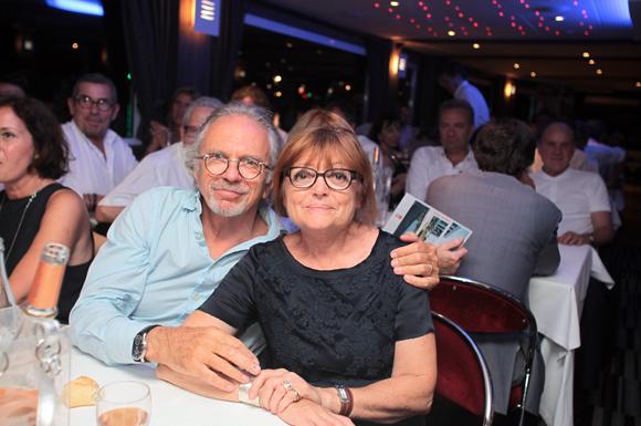 31. Pierre Fradin (Photos 498) et son épouse Catherine