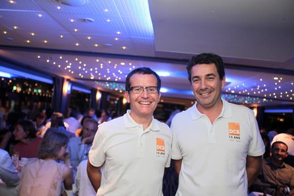 32. Bertrand Rudigos et Julien Rollet (DCB)