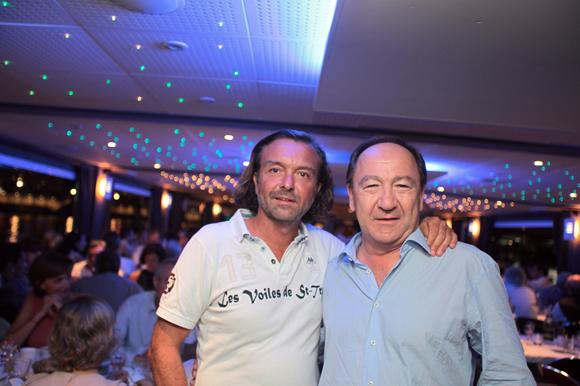 33. Jean-Marc Palluis (Foncimo) et Daniel Dupasquier (Elysée Conseil)