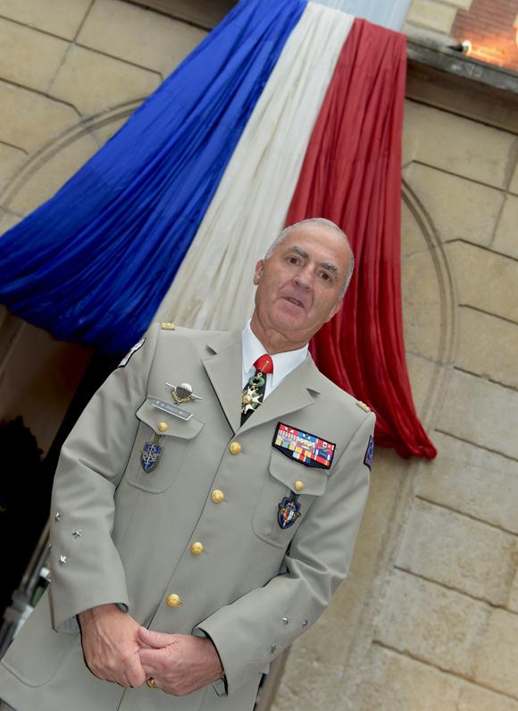 34. Le Général Martial de Braquilanges sous les drapeaux