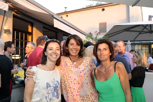 37. Lisa (Grange), Blandine Brochier (Partition) et Catherine Galle (Roval Conseil)
