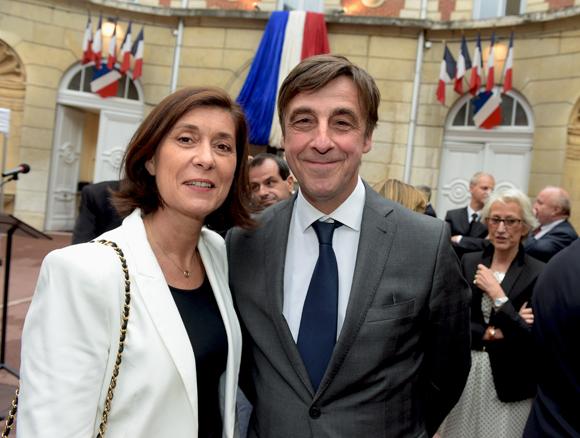 37. Marie-Christine Herrbach et Vincent Hamelin