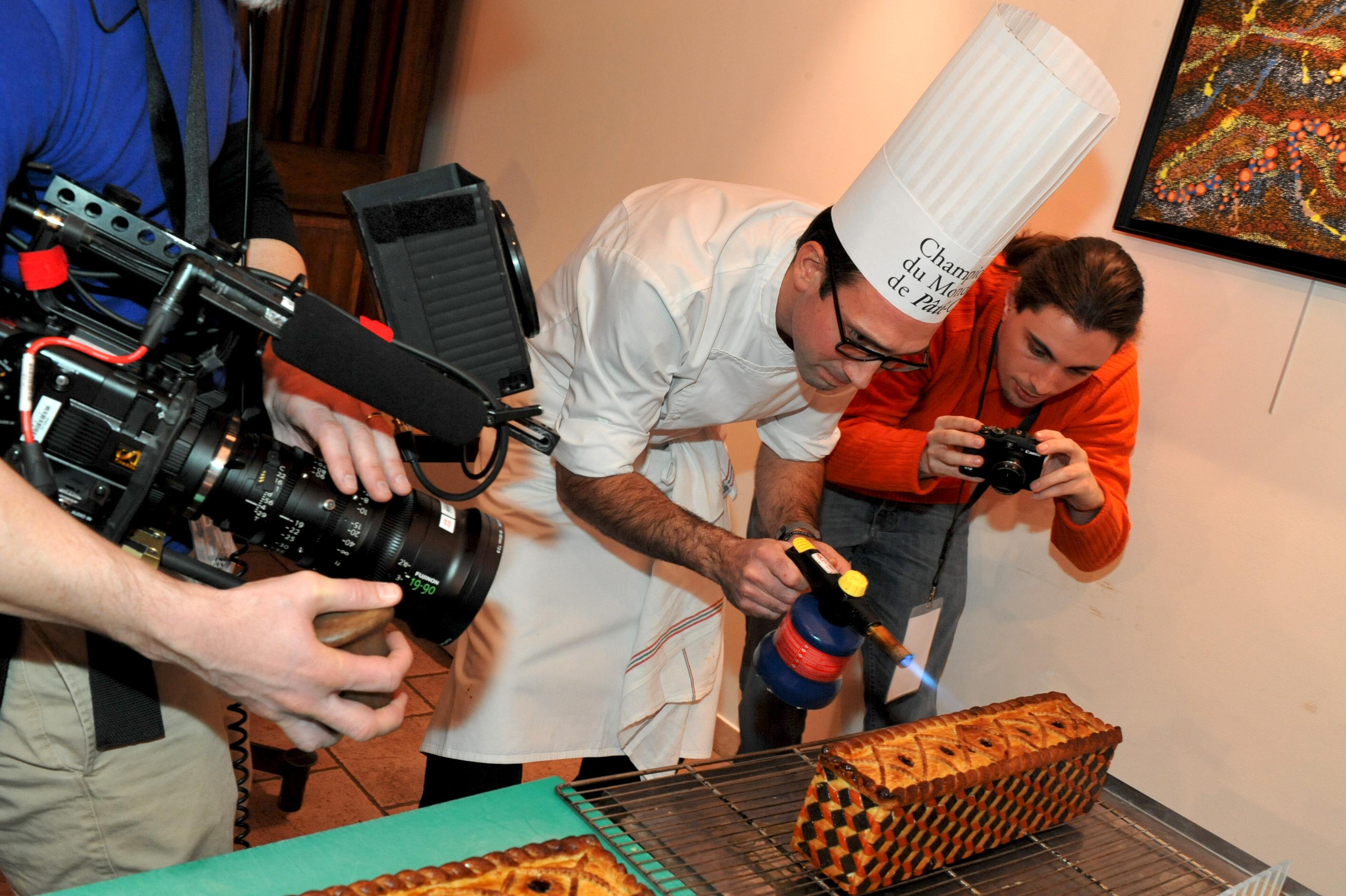Save the date pour la 6ème édition du championnat du Monde de pâté-croute