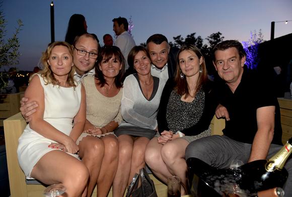 45. Anne-Marie, Guillaume, Sylvie, Pauline, Max, Stéphanie et Olivier
