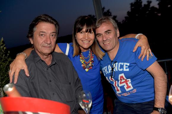 47. Dominique, Annie et Christophe